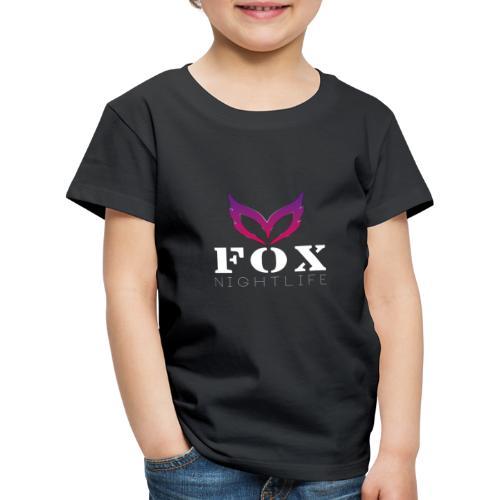 Vrienden van Fox Nightlife - Kinderen Premium T-shirt