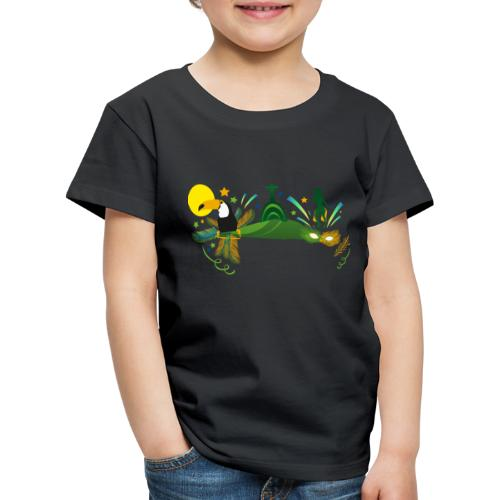 Brazilian Carnival Carnival in Rio de Janeiro - Kids' Premium T-Shirt
