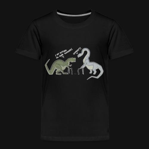 Old dinos - T-shirt Premium Enfant