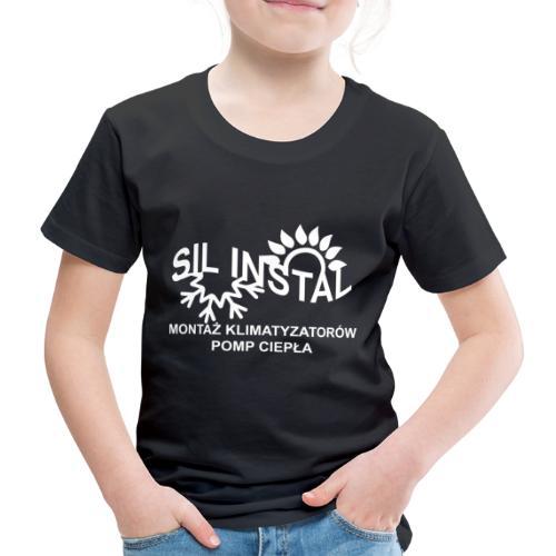 sil instal - Koszulka dziecięca Premium