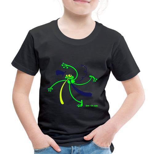 Dancing Frog - Kids' Premium T-Shirt