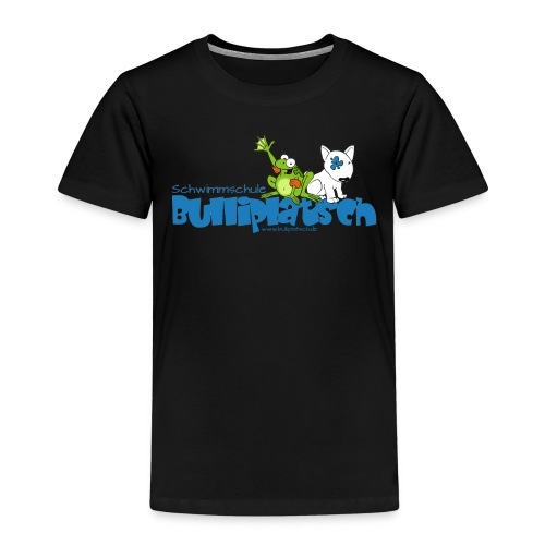 bulliplatsch png - Kinder Premium T-Shirt