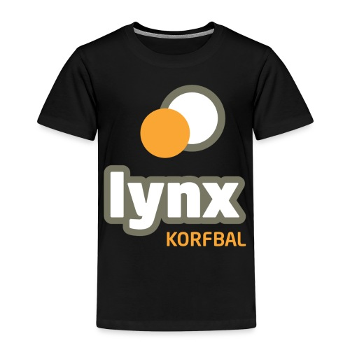 lynx logoPMS - Kinderen Premium T-shirt