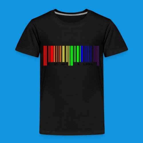 Not a Label - Kids' Premium T-Shirt