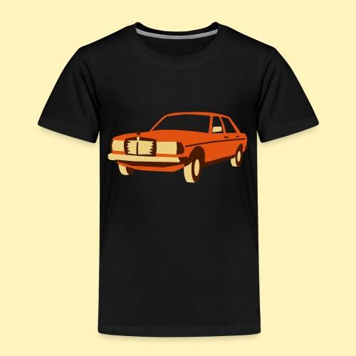 W123 Oldtimer - Kinder Premium T-Shirt