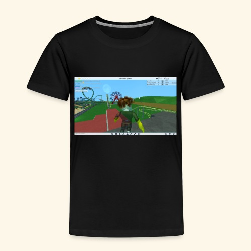 randie gaming t shrit - Kinderen Premium T-shirt