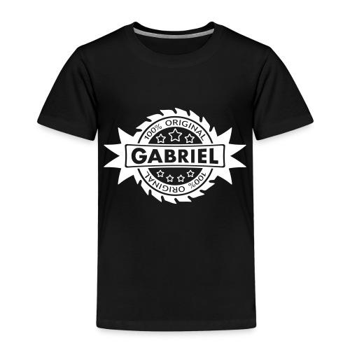 GABRIEL tampon original - T-shirt Premium Enfant