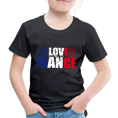 love france - T-shirt Premium Enfant