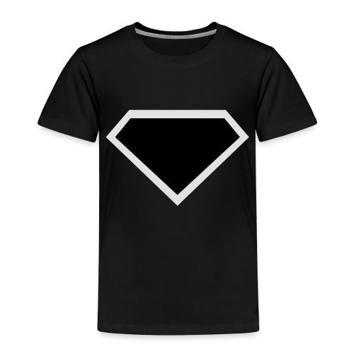 Diamond Black - Two colors customizable - Kinderen Premium T-shirt