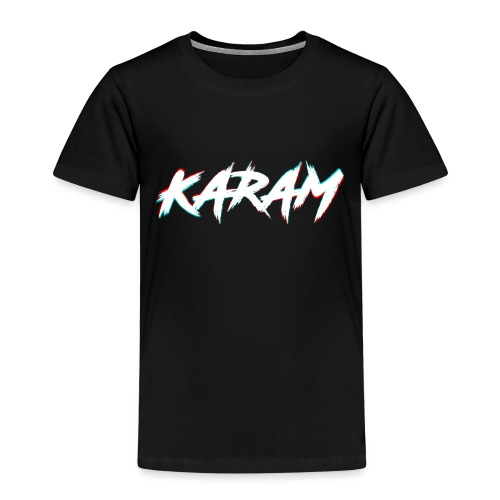 Karam - Premium T-skjorte for barn