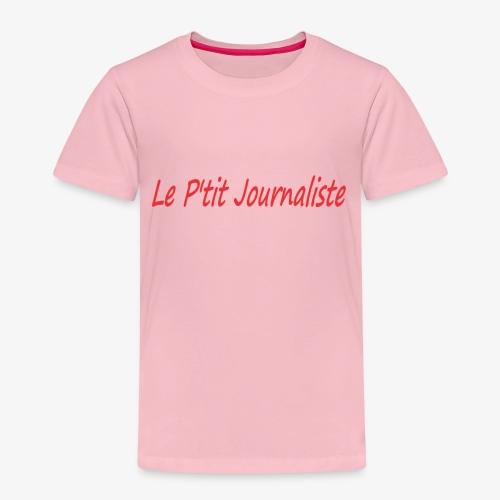 Le P'tit Journaliste - T-shirt Premium Enfant