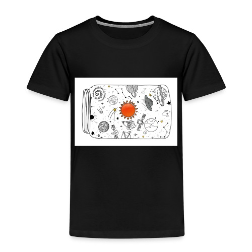 cosmos - Kinder Premium T-Shirt