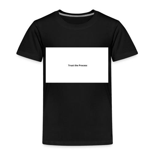 Trust the Process - Kinder Premium T-Shirt
