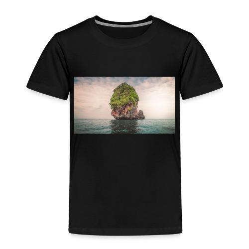 eiland - Kinderen Premium T-shirt