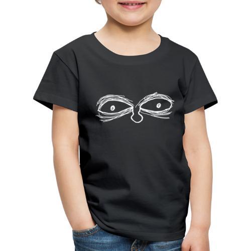 Eyes - Camiseta premium niño