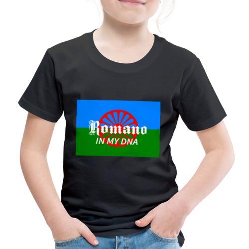 flaglennyinmydna - Premium-T-shirt barn