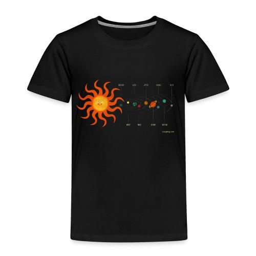 Solar System - Kids' Premium T-Shirt