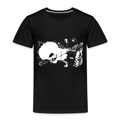 music boy - Kids' Premium T-Shirt