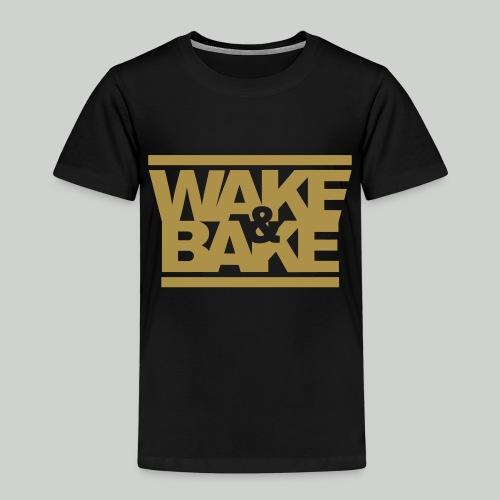 Wake and bake - Kids' Premium T-Shirt