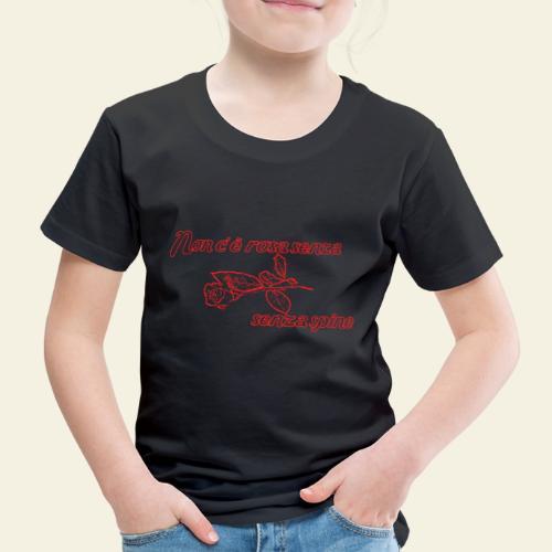 rose - Børne premium T-shirt