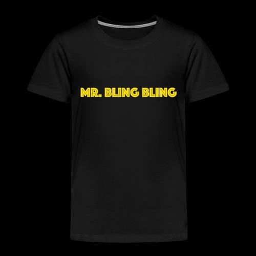 bling bling - Kinder Premium T-Shirt