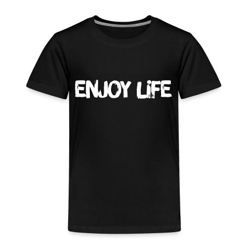 Enjoy Life Logo - Kids' Premium T-Shirt