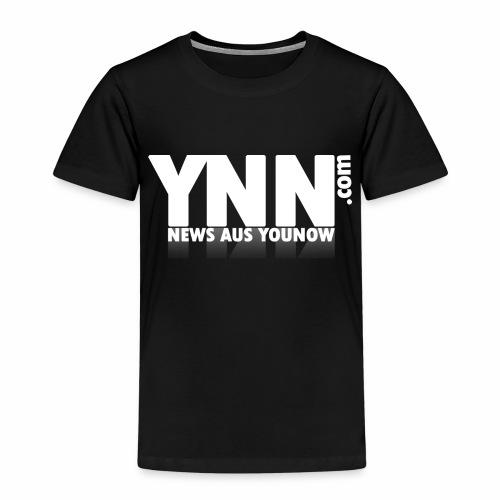 YouNowNews Banner - Kinder Premium T-Shirt