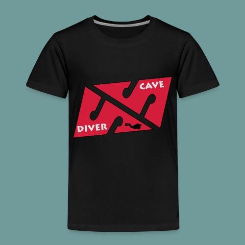 cave_diver_01 - T-shirt Premium Enfant