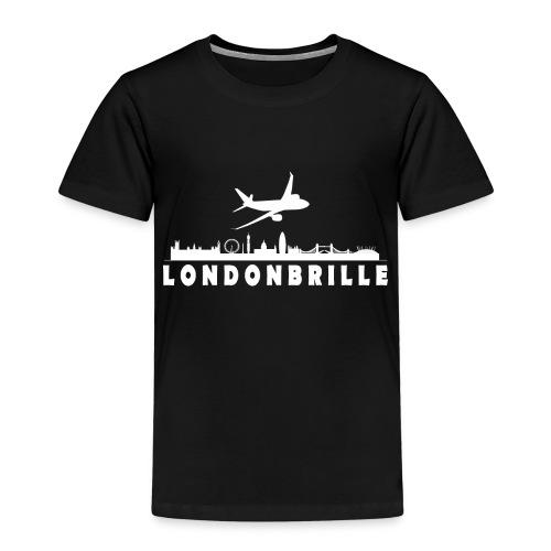 Londonbrille by www.londonbrille.de - Kinder Premium T-Shirt