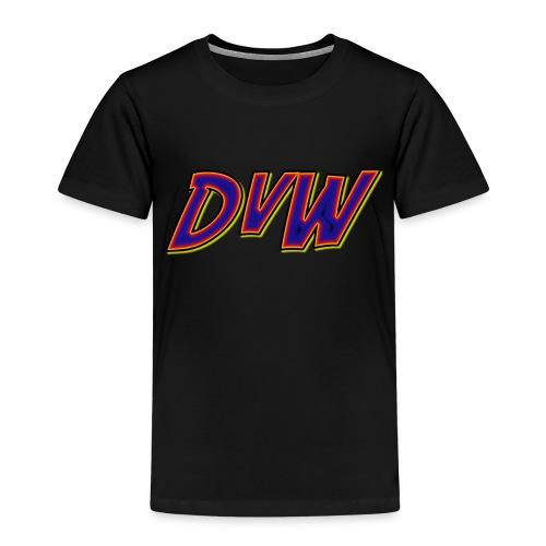 DvW logo - Kids' Premium T-Shirt