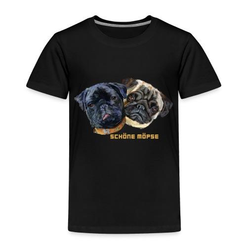 schoene_moepse - Kinder Premium T-Shirt