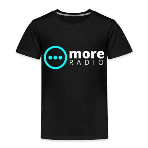 More Radio - Kinderen Premium T-shirt
