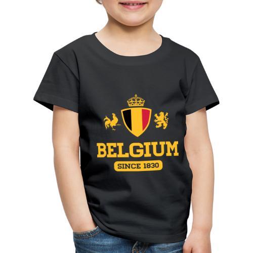 depuis 1830 Belgique - Belgium - Belgie - T-shirt Premium Enfant