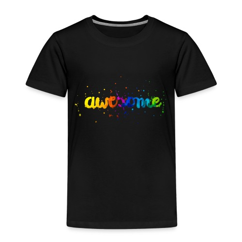 Awesome! - Kinder Premium T-Shirt