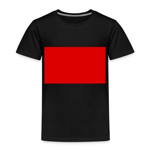 2000px Red flag svg png - Kids' Premium T-Shirt