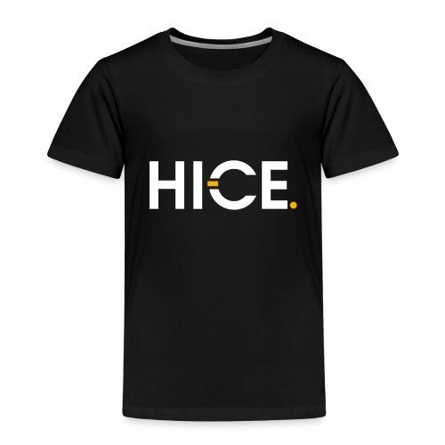 HICE cap - Kids' Premium T-Shirt