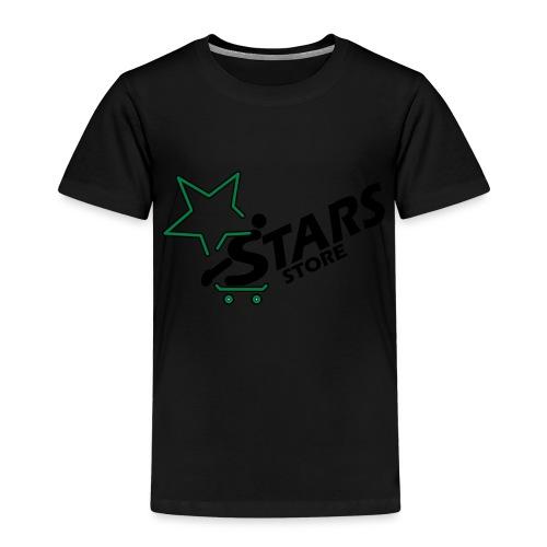 Logo Stars Store - Kinder Premium T-Shirt