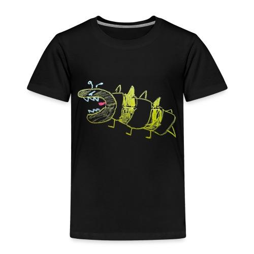 Angry Dino Wasp - Kinderen Premium T-shirt