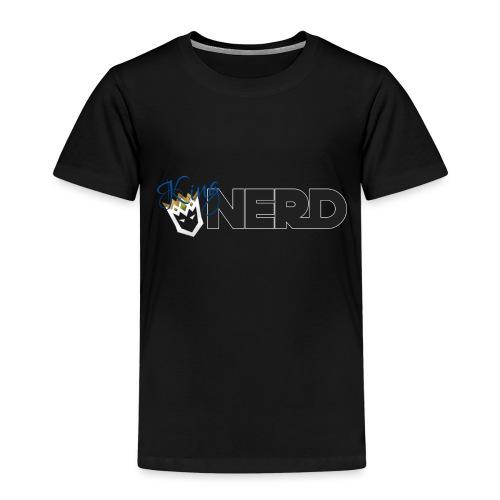 King-Nerd - Kids' Premium T-Shirt
