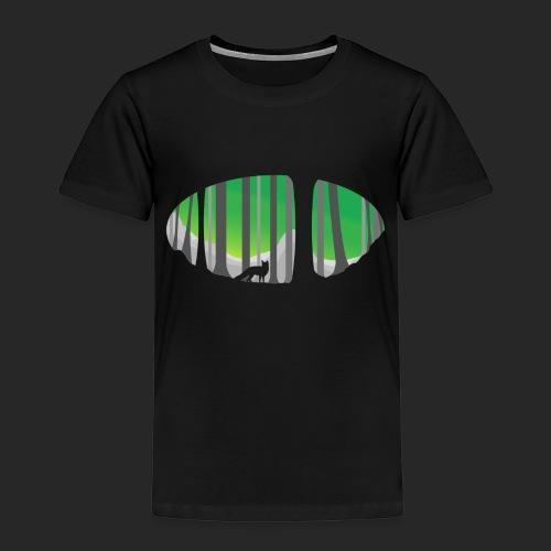 Forest Fox - Kids' Premium T-Shirt