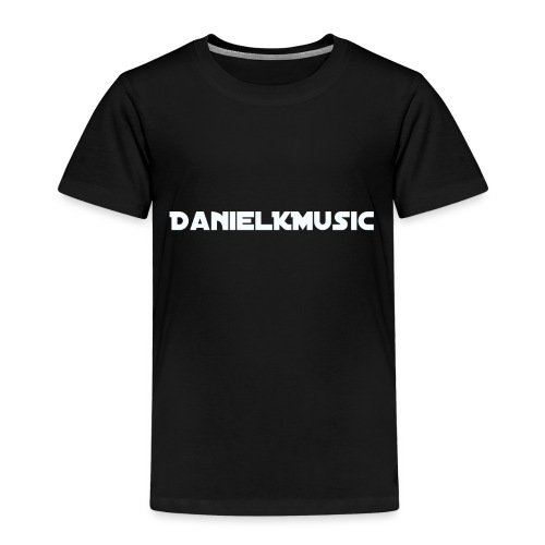 Inscription DanielKMusic - Kids' Premium T-Shirt