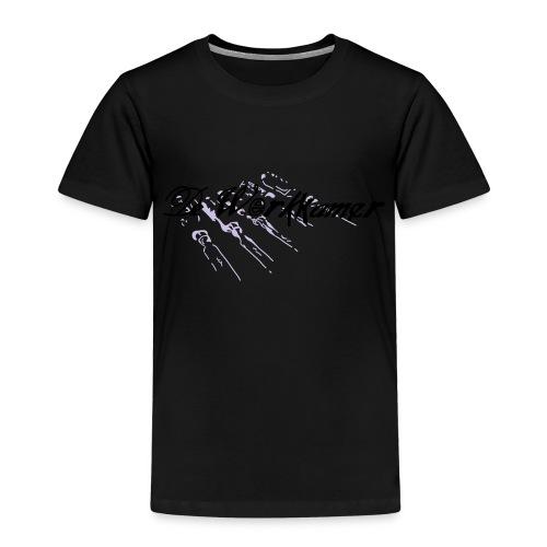 werkkamer edit - Kinderen Premium T-shirt