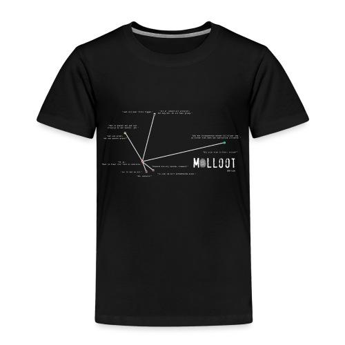 widm 2018 shirt - Kinderen Premium T-shirt