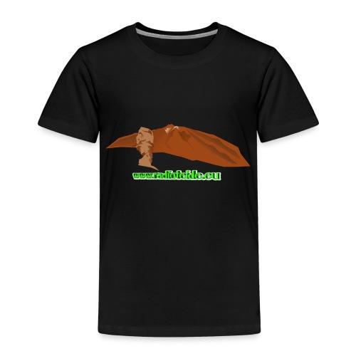 neu logo v1 - Kinder Premium T-Shirt