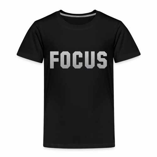 FOCUS - Kids' Premium T-Shirt