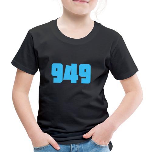 949blue - Kinder Premium T-Shirt