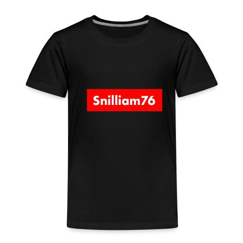 Supreme76 - Premium T-skjorte for barn
