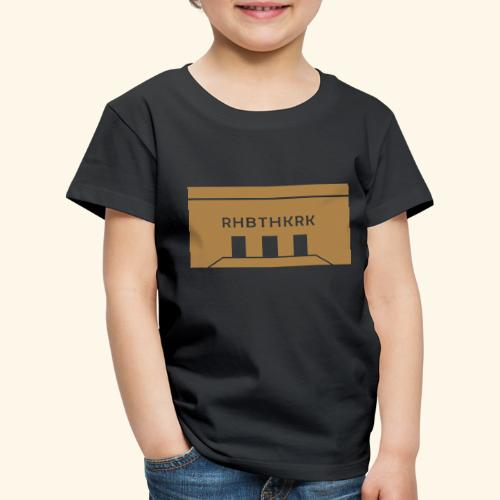 Rehobothkerk Rotterdam - Kinderen Premium T-shirt