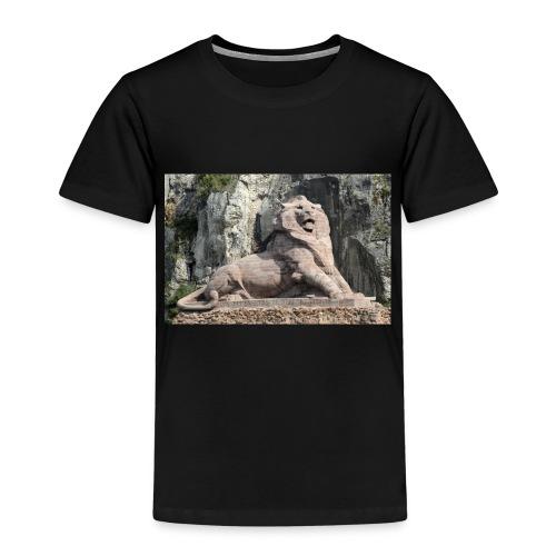 Photo Lion de Belfort - T-shirt Premium Enfant
