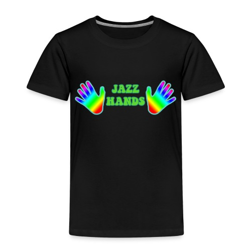 Jazz Hands - Kids' Premium T-Shirt